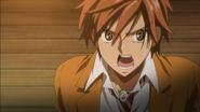 Arata Expresses His Anger