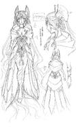 Nakisawa Sketch Concept