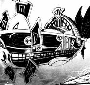 Six Shou Airship