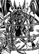 Isora's demon form 2