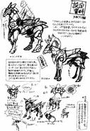 Hanima Sketch Concept
