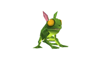 Ribbit Block
