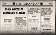 Train Wreck At Vermillion Station!
