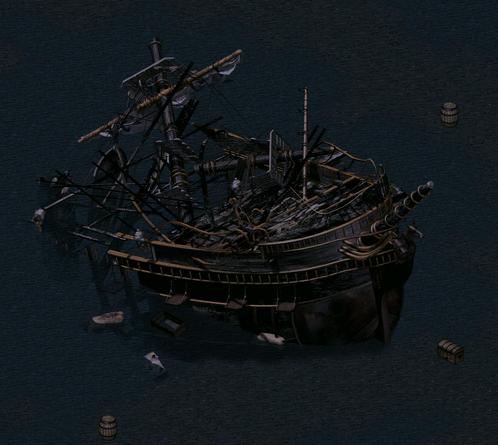 Razor'sPointFirstShip