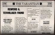 Renford A. Terwilliger Found