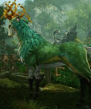 Green Elk