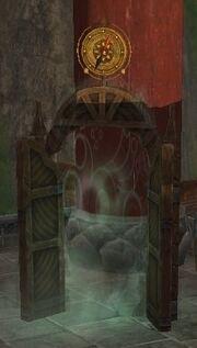 Continent portal