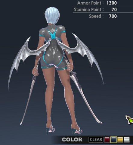 File:Summer Ridika 3D In-Game Model Back Colour 2.png