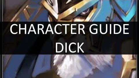 ArcheBlade - Character Tutorial Dick