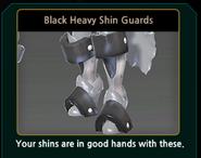 BlackHeavyShinGuards
