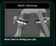 Renoah Maid's Revenge