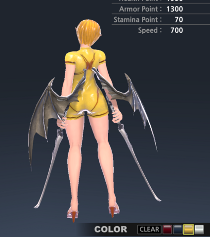 File:Summer Ridika 3D In-Game Model Back Colour 3.png