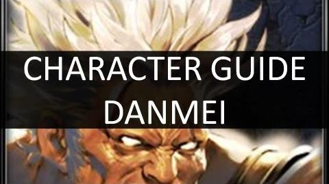 ArcheBlade - Character Tutorial Danmei-0