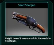 Short Shotgun