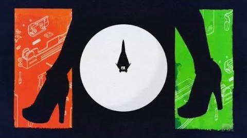 Archer - Title Sequence - Season 7