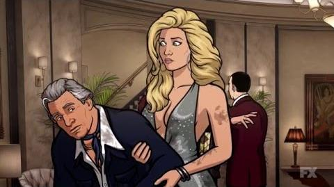Hotel Rampage Season 7 Episode 7 Scene Archer
