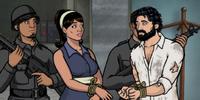 Archer Vice: Arrival/Departure