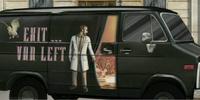 Krieger's Van
