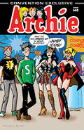 Archie Vol 1 660 NYCC Variant