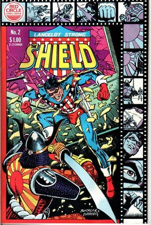 Lancelot Strong, the Shield Vol 1 2