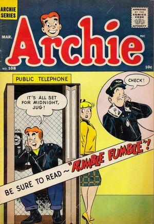 Archie Vol 1 108