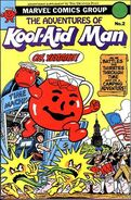 Adventures of Kool-Aid Man Vol 1 2-B