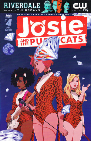 Josie and the Pussycats Vol 2 4