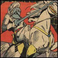 Crusader (Earth-MLJ) of Pep Comics Vol1 33