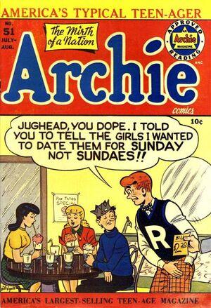 Archie Vol 1 51