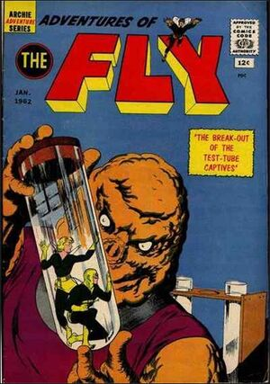 Adventures of the Fly Vol 1 17