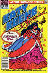 Katy keene special