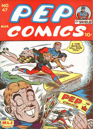 Pep Comics Vol 1 47