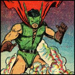 Walter Whitney (Earth-MLJ) of Top-Notch Comics Vol1 10