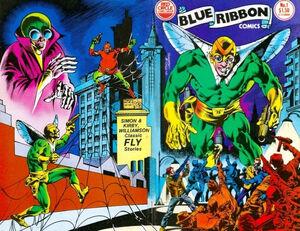 Blue Ribbon Comics Vol 2 1