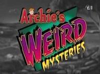 Archie's Weird Mysteries logo