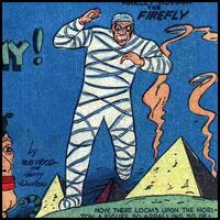 Mummy (Earth-MLJ) of Top-Notch Comics Vol1 11