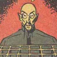 Joodar (Earth-MLJ) from Pep Comics 7