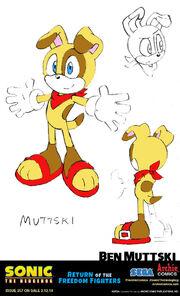 Ben Muttski Designs
