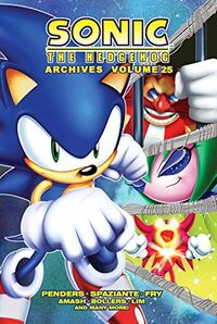 Sonic Archives 25