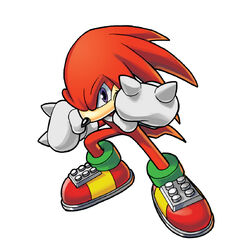 Knuckles 232