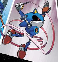 Metal Sonic ATAP