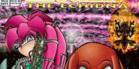 Archie Knuckles the Echidna Issue 5