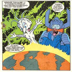 Robolactus & Silver Snively