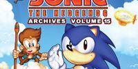 Sonic Archives Volume 15