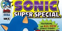 Sonic Super Special Magazine Issue 11