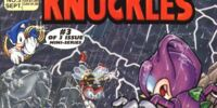 Archie Knuckles Miniseries Issue 3