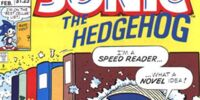 Archie Sonic the Hedgehog Issue 7