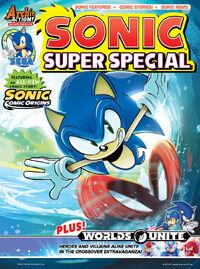 Sonic Super Special Magazine -15