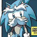 Professor Charles the Hedgehog