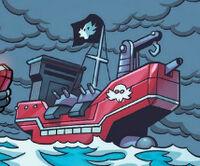 Captain Whisker's Ship